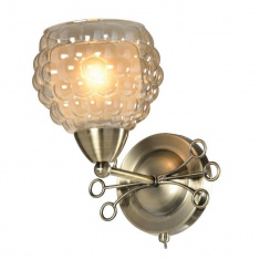 Бра IDLamp Verity 286/1A-Oldbronze